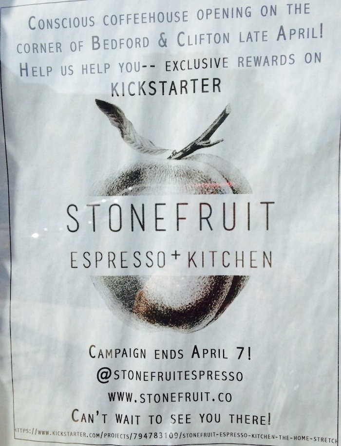 Stonefruit, Stonefruit Bed Stuy, Stonefruit Cafe