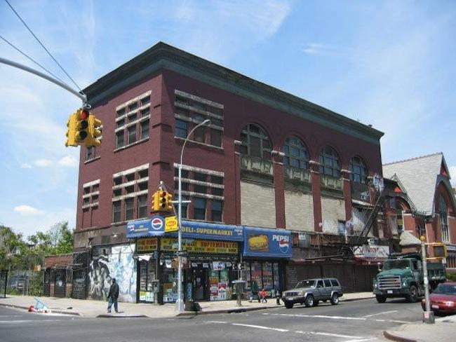 405 Gates Avenue, bed stuy