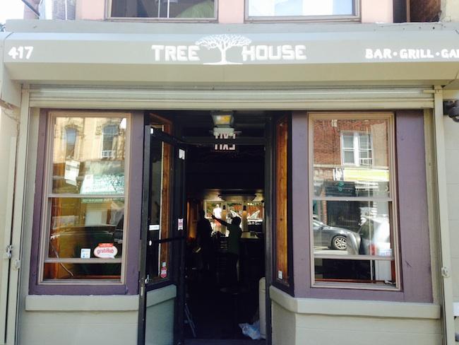 Tree House, Tree House Bed Stuy, Tree House brooklyn,  417 Marcus Garvey Boulevard
