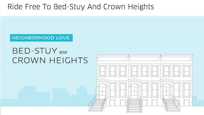 Uber, Uber bed stuy, uber crown heights, uber new york city, neighborhood love