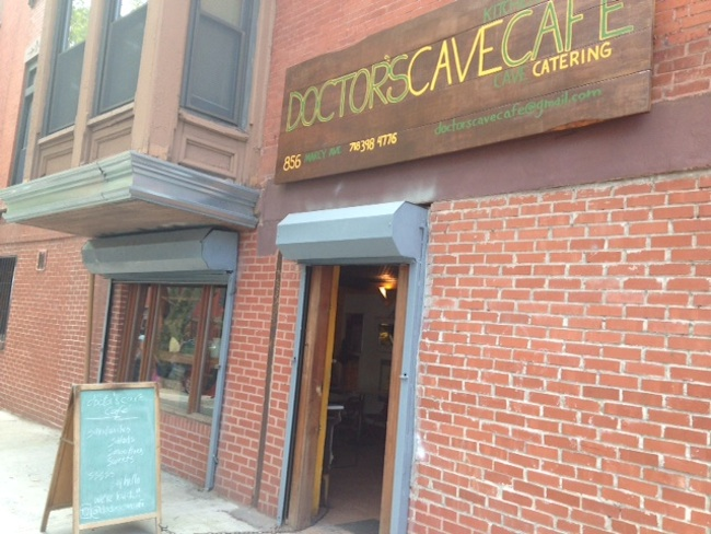 Doctor's Cave Cafe, Bed Stuy, Bedford Stuyvesant