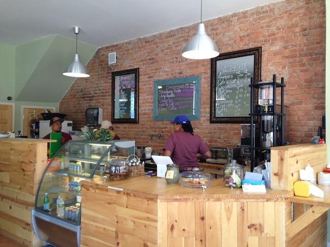 MacDonough Cafe,  83 Saratoga Avenue, Bed Stuy