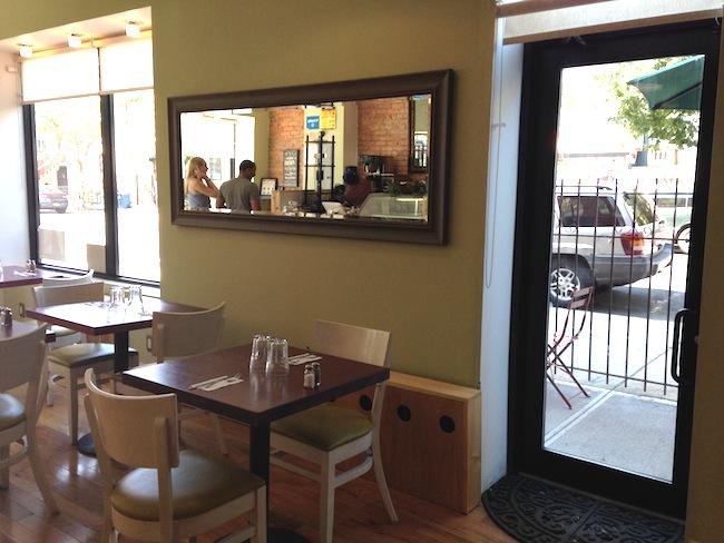 MacDonough Cafe,  83 Saratoga Avenue