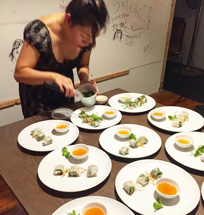 The Art of Pho, Bed stuy, pop up, Vietnamese