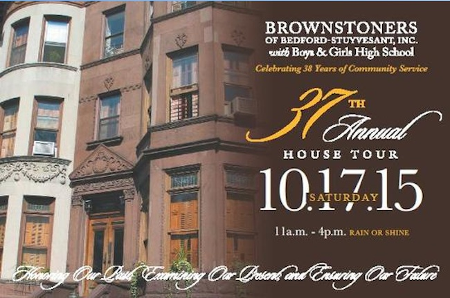 Bed Stuy house tour