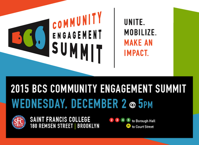 BCS Community Engagement Summit