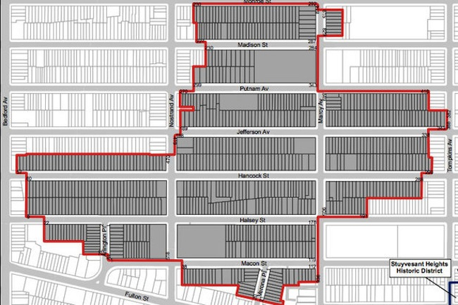 Bedford Historic District, bed-stuy, LPC, Landmarks Preservation Commission