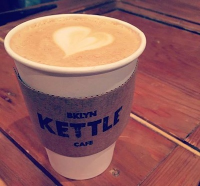 brooklyn kettle cafe, espresso, 420 putnam avenue