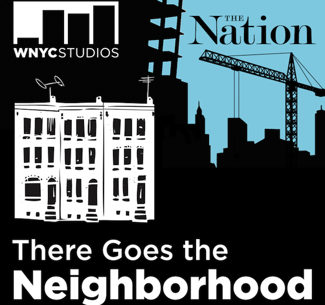 There Goes the Neighborhood, WNYC, podcast, bed-stuy