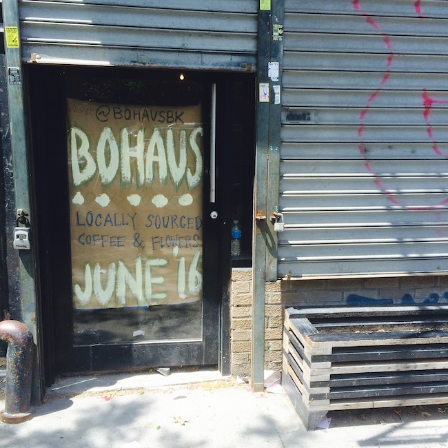 Bohaus, bed stuy