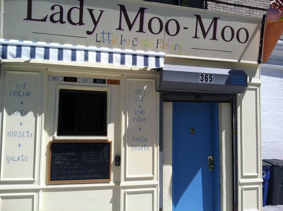 Lady Moo Moo Ice Cream, bed stuy