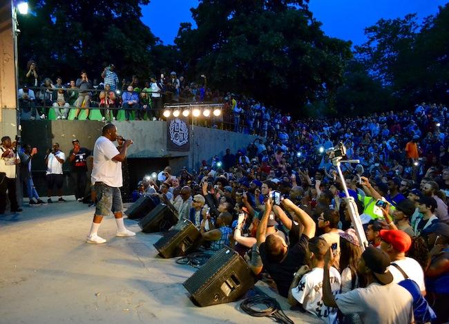 SummerStage, SummerStage Brooklyn, SummerStage Bed-Stuy, Herbert Von King Park
