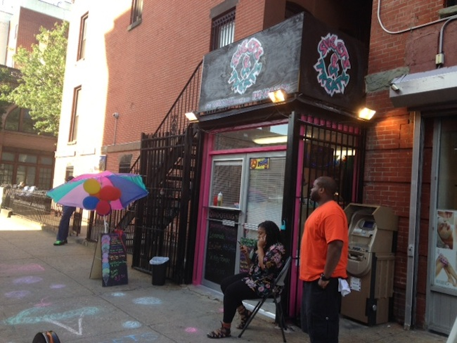 Sweets and Treats, Bed Stuy ice cream