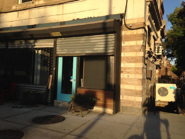the jerk shop, bed-stuy, peaches