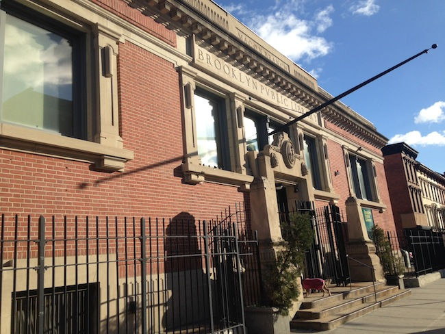 Macon Street Library, 361 Lewis Avenue, Bed-Stuy