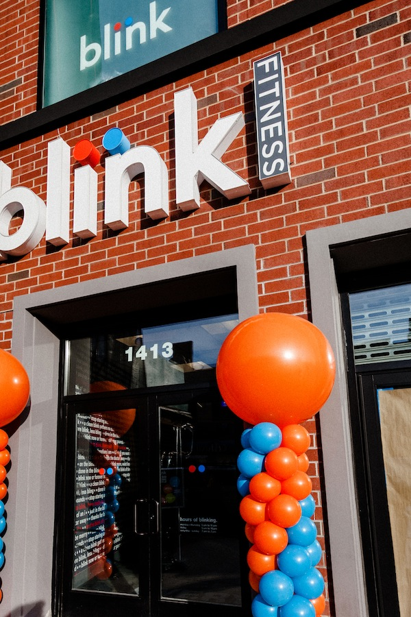 blink fitness, bed stuy, 1413 Fulton Street