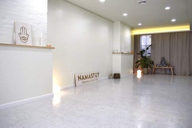 Namastuy, Bed-Stuy yoga, 325 Lewis Avenue