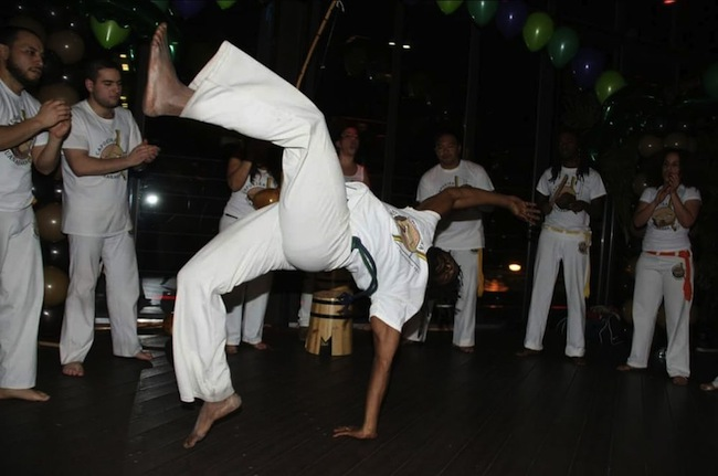 CAPOEIRA FIT BROOKLYN, 525 Nostrand Avenue