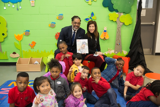 marcy library, bed-stuy, bed-stuy library, marcy library reopening, Council member robert Cornergy