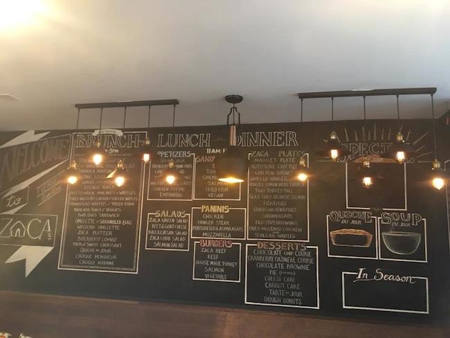 Zaca Cafe, bed-stuy, bed-stuy cafe, 426 Marcus Garvey Boulevard